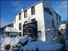 The Royal Hotel by Ullswater