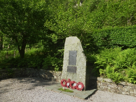 Patterdale War Memorial - Photo © Rob Shephard
