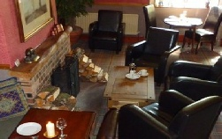 The Lounge of the Troutbeck Inn