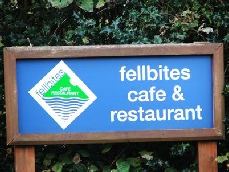 Fellbites Restaurant in Glenridding Ullswater